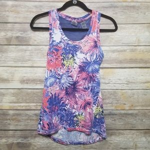 Calia Carrie Underwood Floral Workout Tank Top